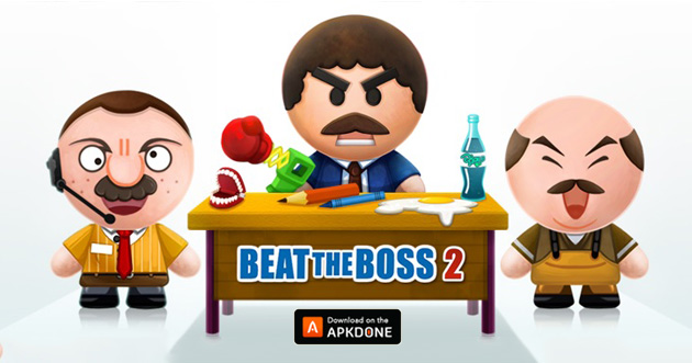 Beat the Boss 2 poster