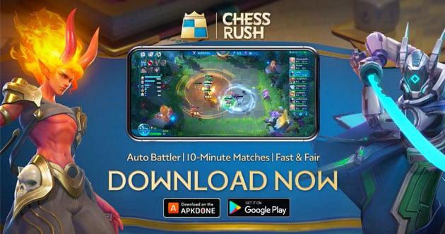 Chess Rush poster