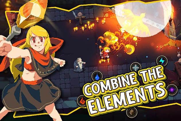 Elemental Dungeon screenshot 1