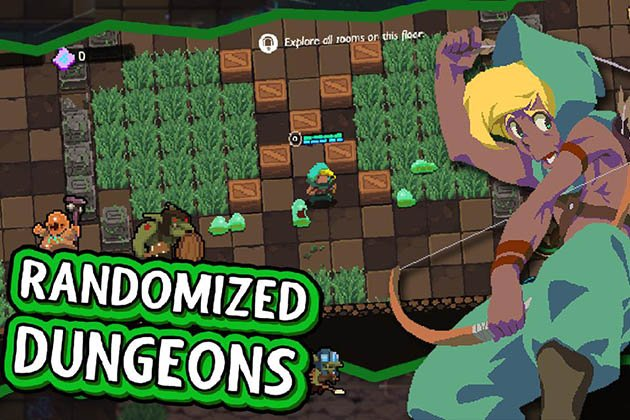 Elemental Dungeon screenshot 2