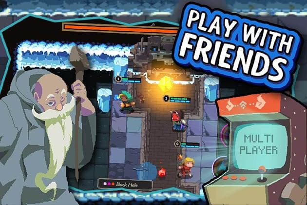 Elemental Dungeon screenshot 4