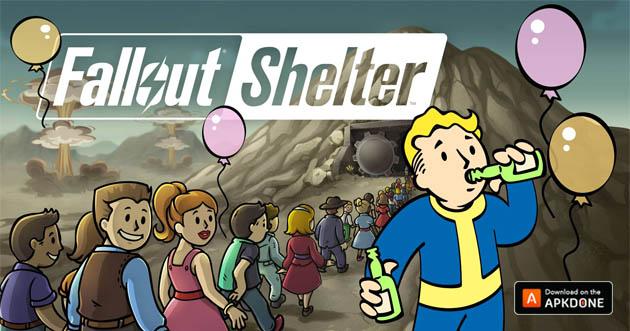 Fallout Shelter MOD APK + OBB 1 13 21 (Unlimited Money