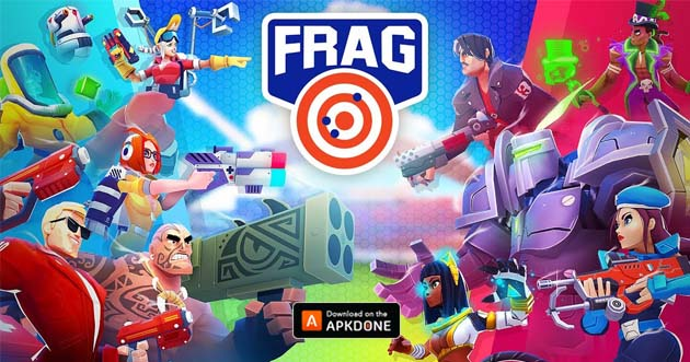 FRAG Pro Shooter poster