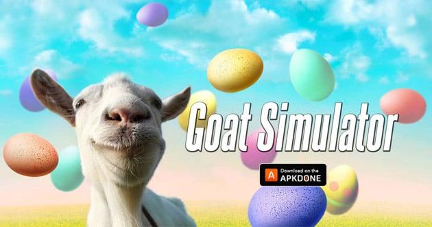 Goat Simulator APK + OBB Data file v1.5