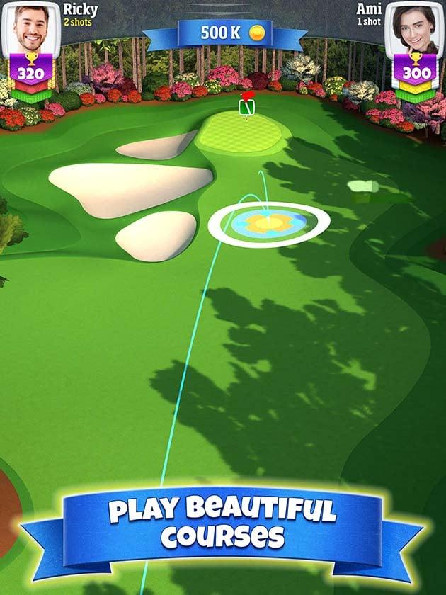Golf Clash screenshot
