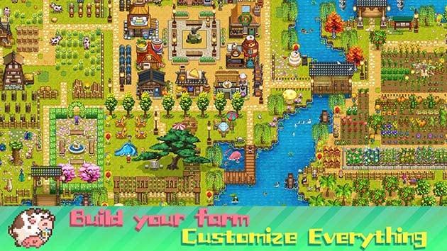 Harvest Town screenshot 1