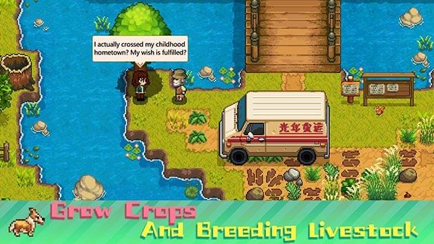 Harvest Town screenshot 2