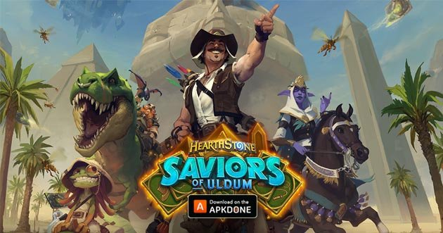 Hearthstone: Saviours of Uldum APK for Android - Download