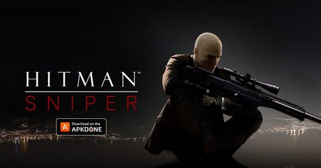 hitman sniper mod apk download android