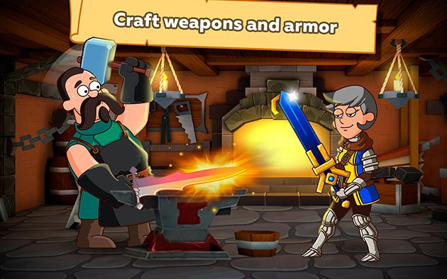 Hustle Castle: Fantasy Kingdom screenshot