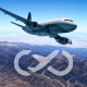 Infinite Flight Simulator MOD APK 21.05 (Unlock all Aircraft)