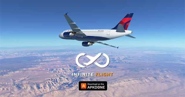 Infinite Flight Simulator APK 19 03 1 (Unlock all Aircraft
