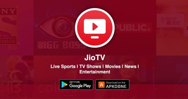 JioTV poster