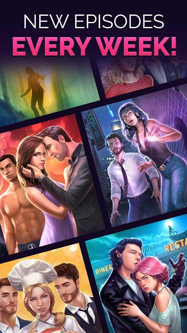 Journeys: Interactive Series screenshot 1