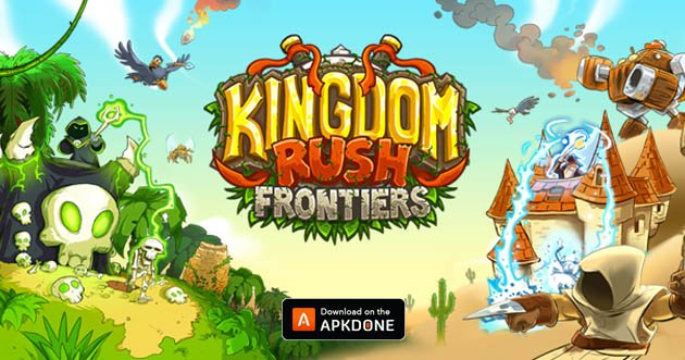 Kingdom Rush Frontiers poster