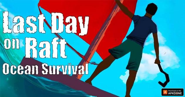 Last Day on Raft: Ocean Survival poster