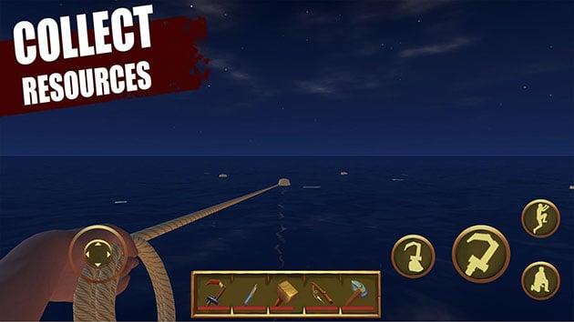 Last Day on Raft screenshot 1