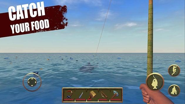 Last Day on Raft screenshot 2