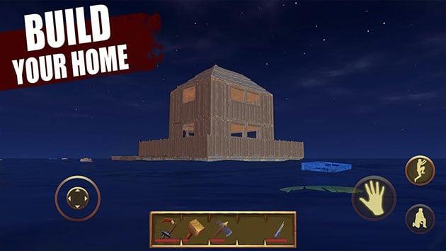 Last Day on Raft screenshot 3