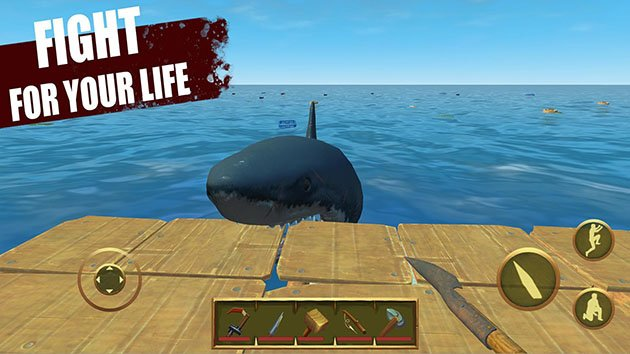 Last Day on Raft screenshot 4