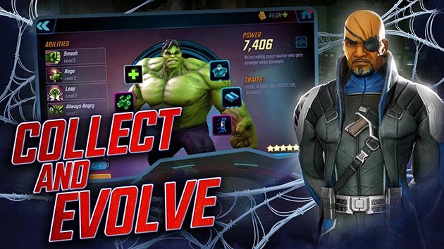 MARVEL Strike Force MOD APK 3 4 2 (Increase Energy) for