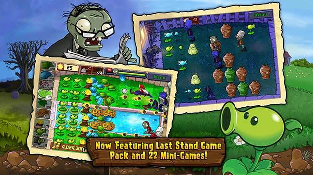 Plants vs Zombies screenshot