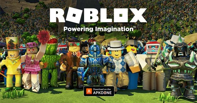 Roblox Mod APK 2 395 324413 for Android - Download
