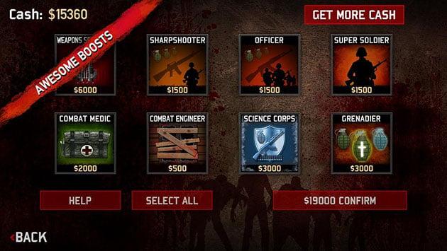 SAS: Zombie Assault 3 screenshot