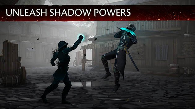 Shadow Fight 3 screenshot