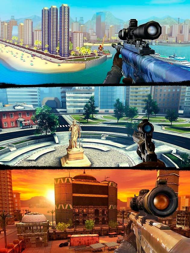 Sniper 3D Gun Shooter screenshot
