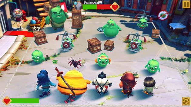 Angry Birds Evolution screenshot 4