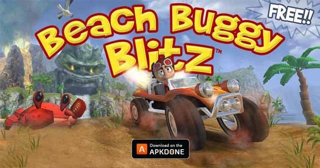 Beach Buggy Blitz poster