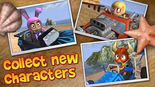 Beach Buggy Blitz screenshot 1