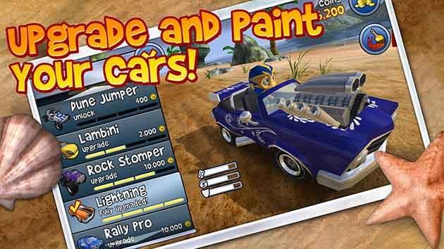 Beach Buggy Blitz screenshot 2