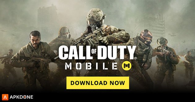 Call of Duty Mobile poster