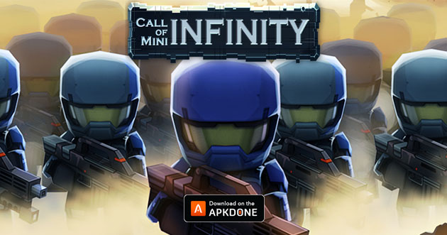 Call of Mini Infinity poster