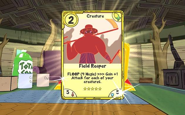 Card Wars Adventure Time screenshot 2