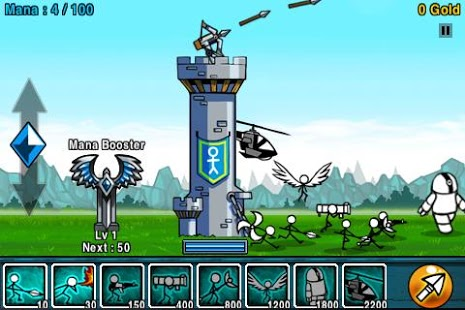 Cartoon Wars screenshot 1