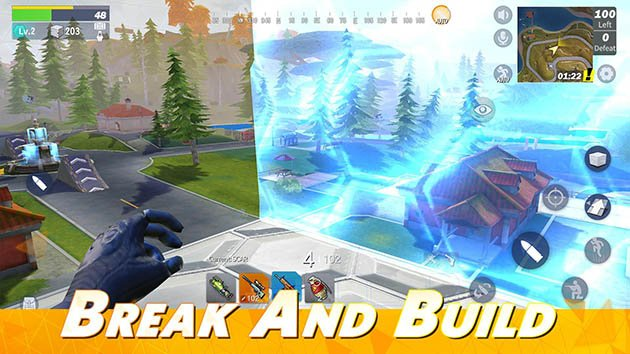 Creative Destruction screenshot 1