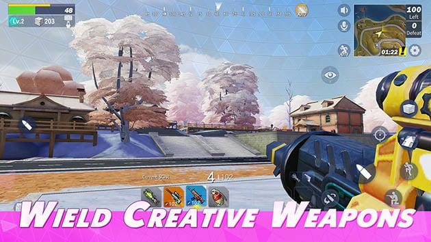 Creative Destruction screenshot 2