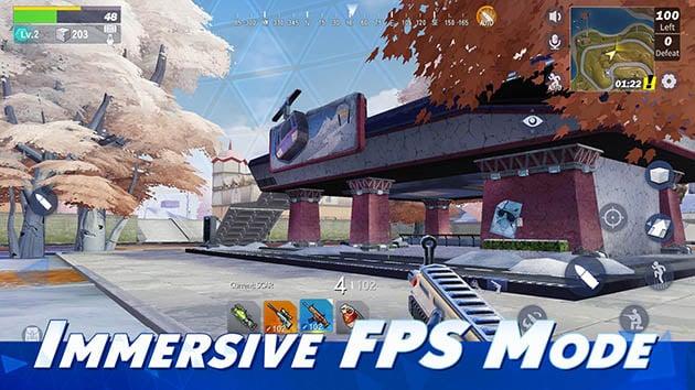 Creative Destruction screenshot 3
