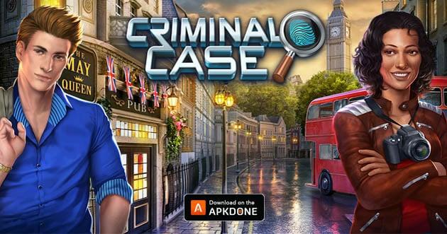 Criminal Case poster