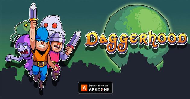 Daggerhood poster