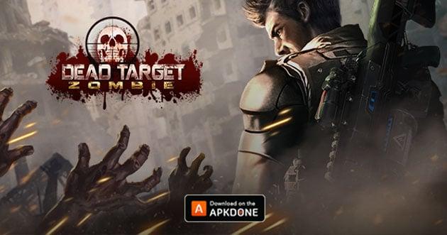 Dead Target poster