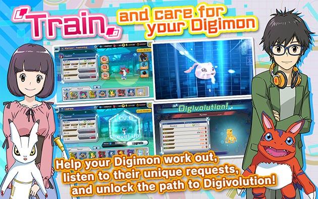 Digimon ReArise screenshot 1