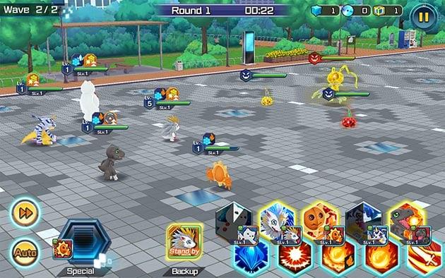 Digimon ReArise screenshot 4