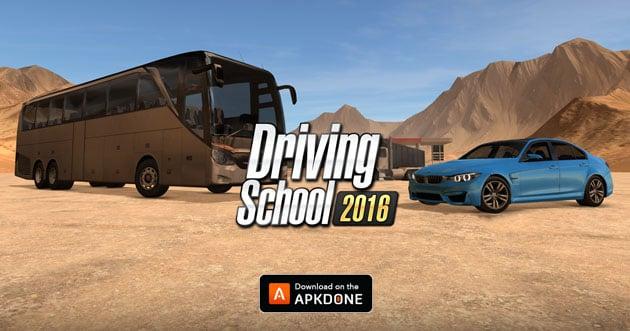 Driving School 2016 MOD Unlimited Money