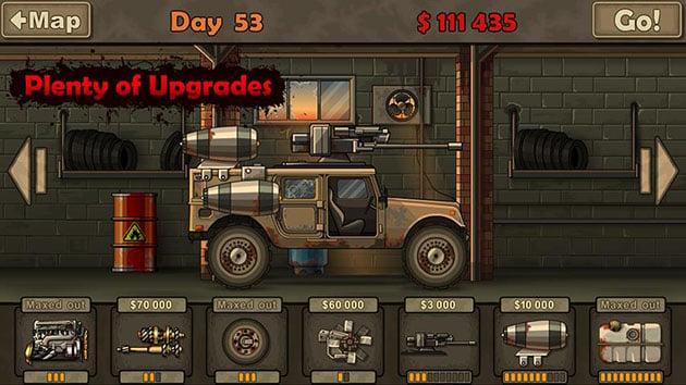 Earn to Die screenshot 3