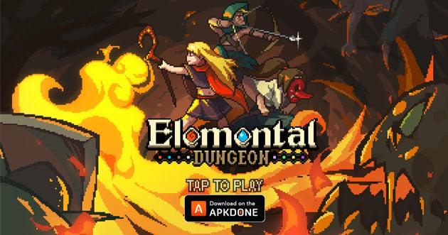 Elemental Dungeon poster