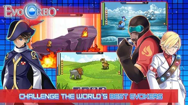 EvoCreo screenshot 2